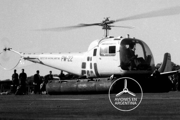 Bell 47 Ranger Foto Nery Mendiburu