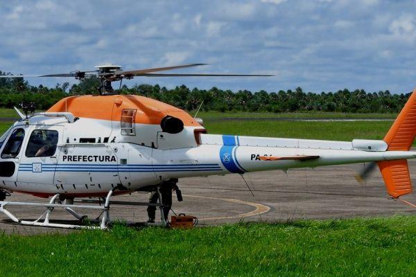 Eurocopter AS 355 Ecureuil 2 Foto Cristian Martinez