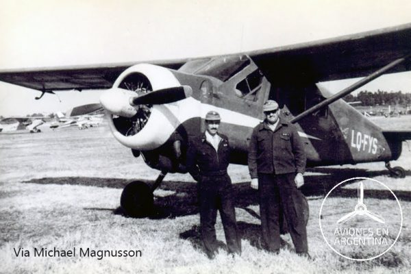 Max Holse Broussard MH-1521