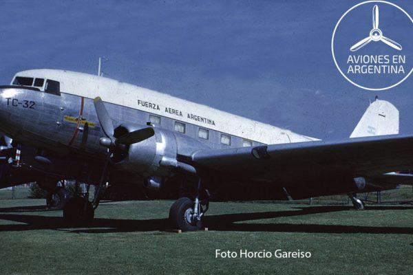 El TC-32 fotografiado en el MNA