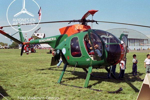 RACA/Hughes 500C