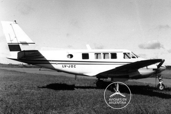 Beech A65 Queen Air LV-JOC